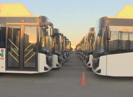 30 автобуса на газ тръгват от днес по линия 111 в София