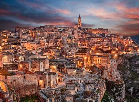 Италианският град Матера официално стана Европейска столица на културата