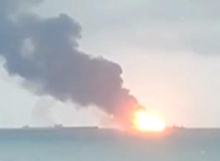 Няма шансове за намиране на оцелели моряци в Керченския проток
