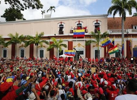 Венецуела скъсва дипломатическите си отношения със САЩ
