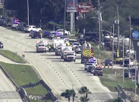 Мъж откри стрелба и уби петима души в банка във Флорида