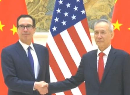 Нов кръг от търговските преговори САЩ - Китай