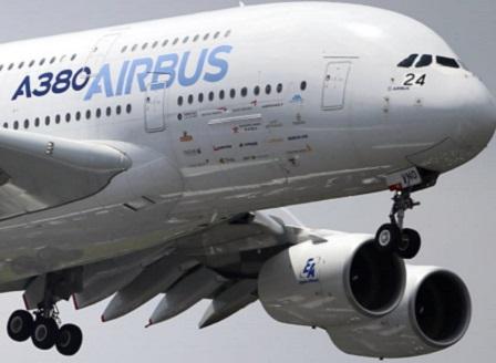 Еърбъс спира производството на най-големия пътнически самолет А380