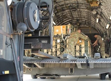 САЩ доставиха ракети и военно оборудване за ливанската армия
