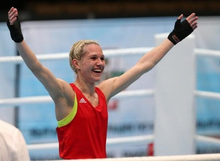 Станимира Петрова е на финал на Странджа