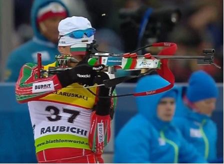 Красимир Анев е европейски шампион в биатлона