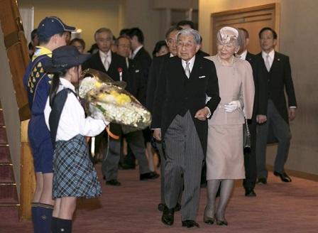 Император Акихито отбеляза 30-годишнината си от възкачването на трона