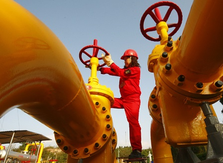 Китай откри огромно ново находище на газ
