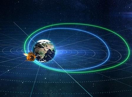 Израелската космическа сонда претърпя технически проблем на път към Луната