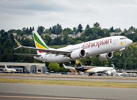 Пътнически самолет със 157 души на борда се разби в Етиопия