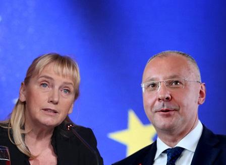 Избраха Елена Йончева за водач на евролистата на БСП