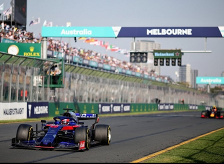 Ботас грабна победата в Австралия