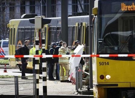 Задържаха трети заподозрян за стрелбата в Утрехт