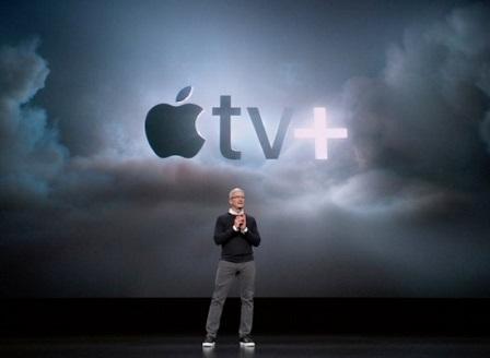 Apple TV+ ще конкурира Netflix във видео стрийминга