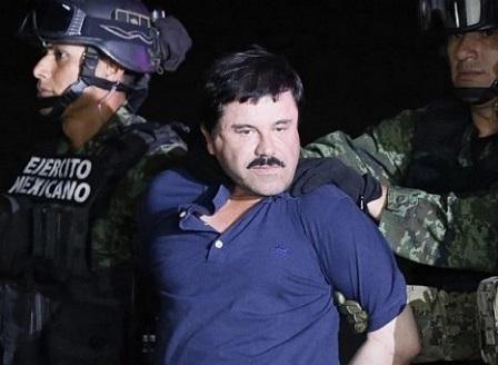 Защитата на наркобарона Ел Чапо поиска нов процес
