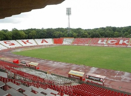 ЦСКА - София ще строи нов стадион