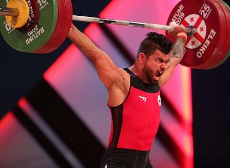 Божидар Андреев с европейско злато и рекорд