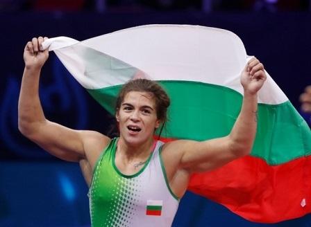 Тайбе Юсеин отново е европейска шампионка