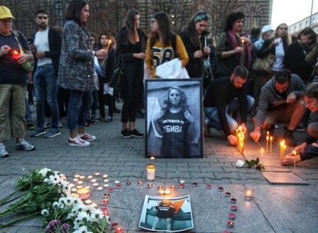 Започва делото за убийството на Виктория Маринова