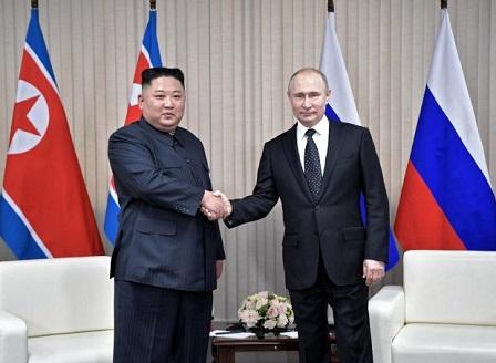 Путин след срещата си с Ким: Северна Корея се нуждае от гаранции за сигурността си