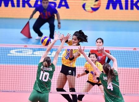 Нова загуба за волейболистките ни 1:3 гейма от Тайланд
