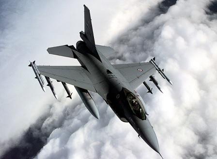 Даваме 2 млрд. лв. за 8 изтребителя Ф-16