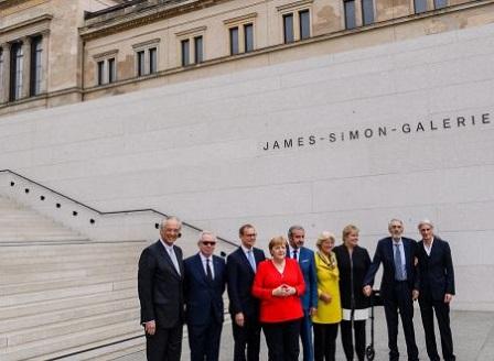 Нов музей в Берлин по подобие на Лувъра