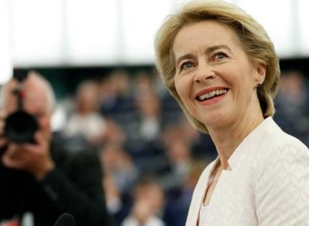 Урсула фон дер Лайен е новият председател на ЕК