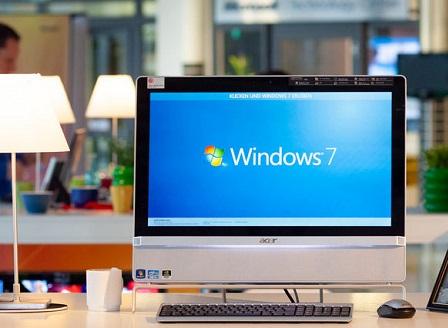 Windows 7 прекарва последните си 6 месеца