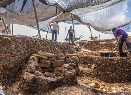 Археолози откриха селище на 9000 години до Ерусалим