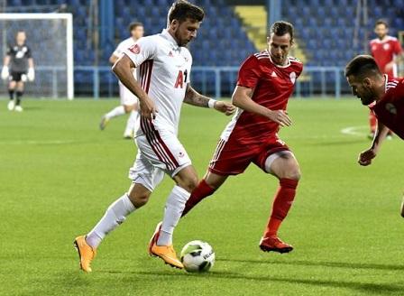 ЦСКА се класира за втория квалификационен кръг на турнира Лига Европа