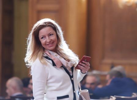 Галина Георгиева е новият член на СЕМ