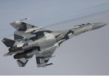 Русия е готова да даде на Анкара изтребители Су-35