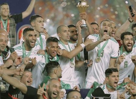 Алжир е новият шампион на Африка