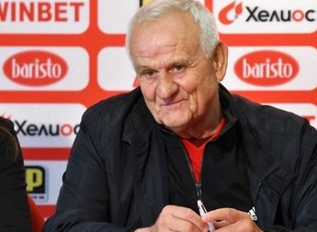 Люпко Петрович е новият старши треньор на ЦСКА - София