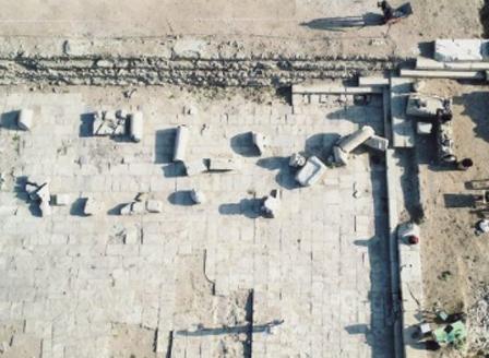 Правителството отпусна 100 000 лв. за продължаване на разкопките на Хераклея Синтика