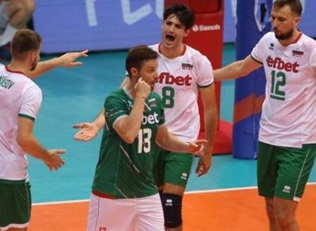 България стартира с победа в олимпийските квалификации