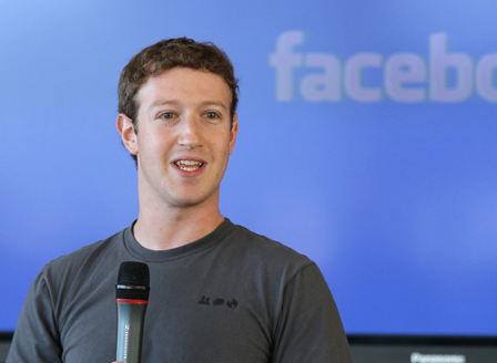 Марк  Зукърбърг продаде акции за 269 милиона долара