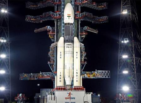 Спускаемият апарат се отдели от индийската лунна станция