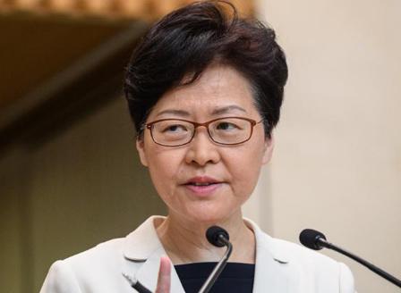 Хонконг официално изтегля законопроекта за екстрадицията