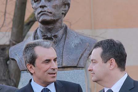 Паметник на Васил Левски беше открит в Димитровград