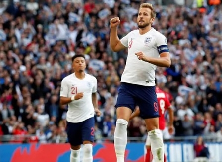 България загуби с 0:4 пред Англия на