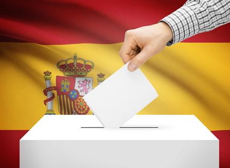 Предсрочни парламентарни избори в Испания на 10 ноември