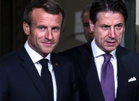 Франция и Италия искат нови правила за мигрантите в Европа