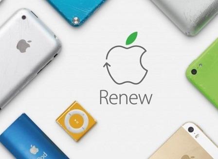 Apple започва да произвежда телефони изцяло от рециклиран материал