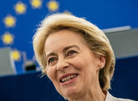 Урсула фон дер Лайен ще живее в ЕК, за да пести от охрана и транспорт