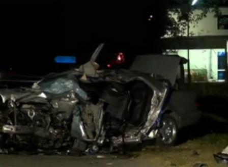 Шестима души загинаха при катастрофа край Казанлък