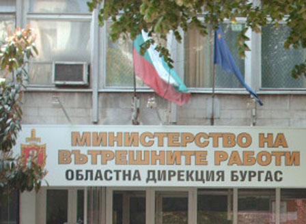 Задържаха престъпна група, занимавала се с изнудвания в Бургас