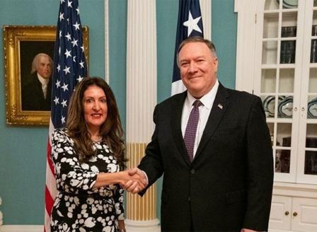 Нов посланик на САЩ е България
