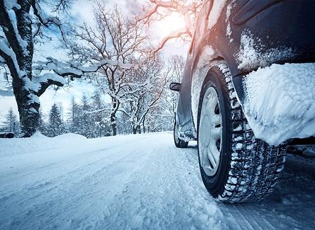 От днес всички шофьори трябва да оборудват автомобилите си със зимни гуми